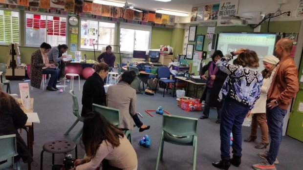 Robotics In The Classroom Mini Vip Cos Pl